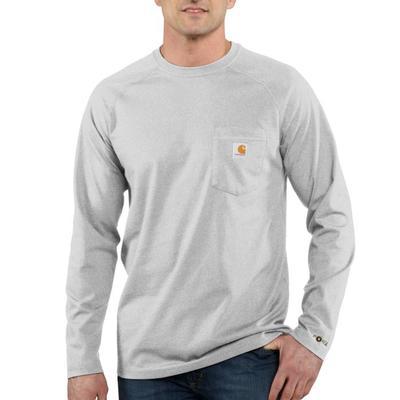 Carhartt 100393 Long Sleeve Force Cotton