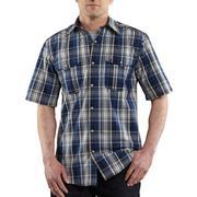 Carhartt 100428 Mens Bozeman Snap Shirt