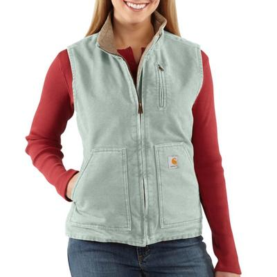 Carhartt Wv001 Womens ' Mock Neck Vest
