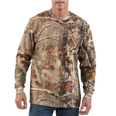 Carhartt K285 Workcamo ® Long- Sleeve T- Shirt