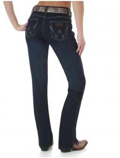 Wrangler Wrc10on Womens Ultimate Riding Jean