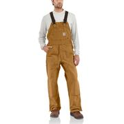 Flame Resistant Duck Bib Overall/Unlined