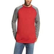 Ariat 10019028 FR Baseball T-Shirt