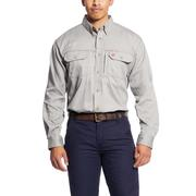 Ariat 10019063 FR Solid Vent Work Shirt