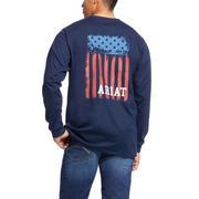 Ariat 10023951 FR Americana Graphic T-Shirt