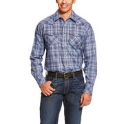 Ariat 10027811 FR Diesel Retro Fit Snap Work Shirt