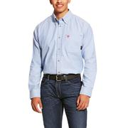Ariat 10027886 FR Solid Twill DuraStretch Work Shirt