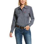Ariat 10030335 Women's FR Featherlight Work Shirt