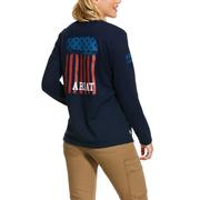 Ariat 10030319 FR Americana Graphic T-Shirt