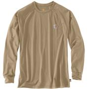 Carhartt 102904 Flame-Resistant Force Long-Sleeve T-Shirt