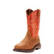 Ariat 10006961 WorkHog Wide Square Toe Steel Toe Work Boot