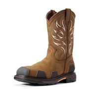 Ariat 10011933 OverDrive Wide Square Toe Composite Toe Work Boot