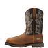 Ariat 10018555 WorkHog Wide Square Toe Waterproof 400g Composite Toe Work Boot side