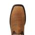 Ariat 10018555 WorkHog Wide Square Toe Waterproof 400g Composite Toe Work Boot toe